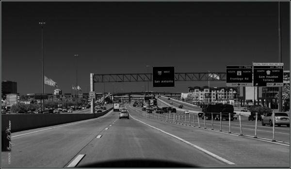 Houston - Beltway ahead by GeorgeP