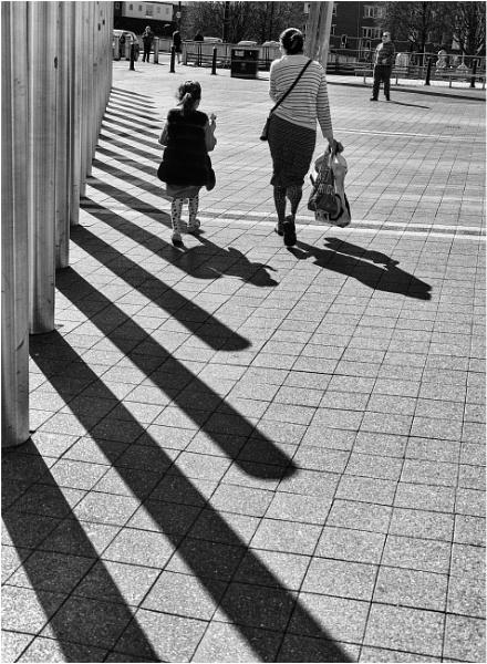 Pillars of shadows. by franken