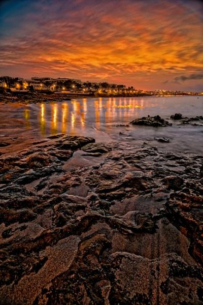Sunrise At Playa Blanca