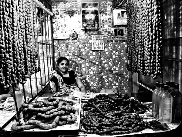 Chorizo Stall Number 14. by Scaramanga