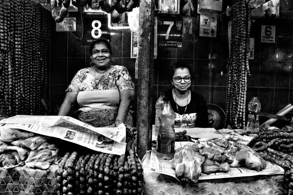 Chorizo Stall Number 8. by Scaramanga