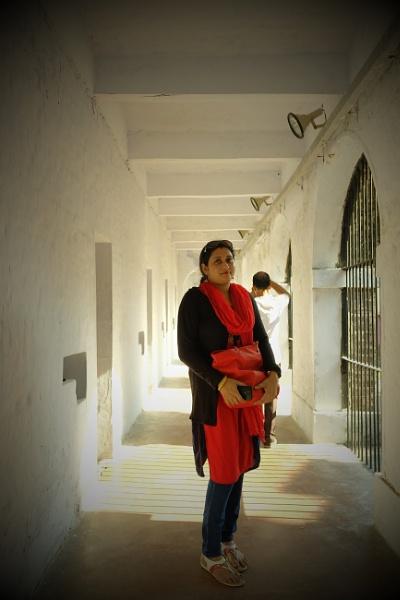 Cellular jail visit by prabhusinha