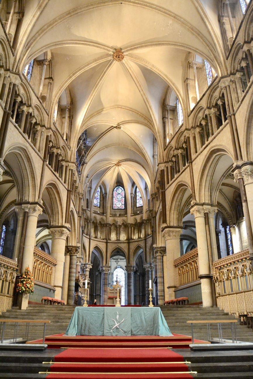 Altar Canterbury Cathedral