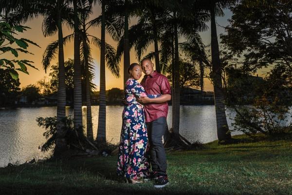 Love Under the Sunset by darrylhp