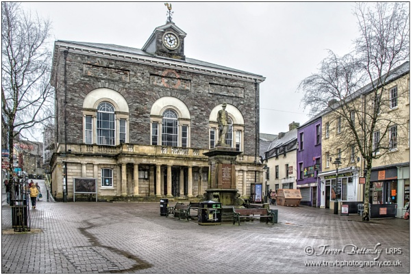 Carmarthen Guildhall by TrevBatWCC