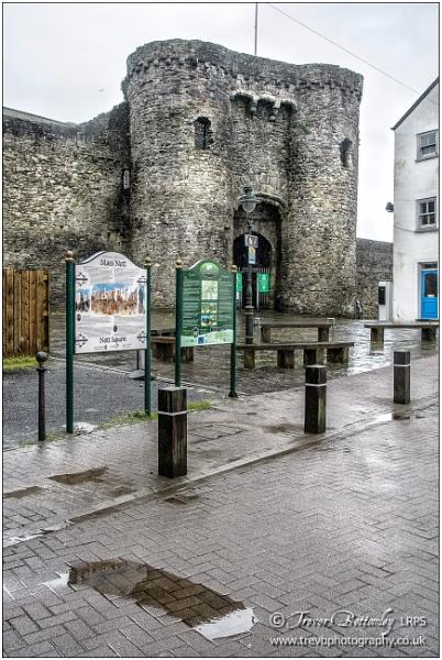 Carmarthen Castle by TrevBatWCC