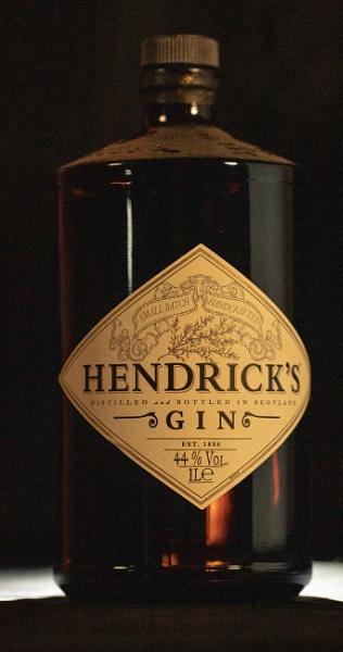 Hendrick\'s by Merlin_k