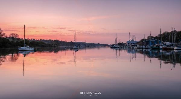 Morning Pink by sunsetskydancer