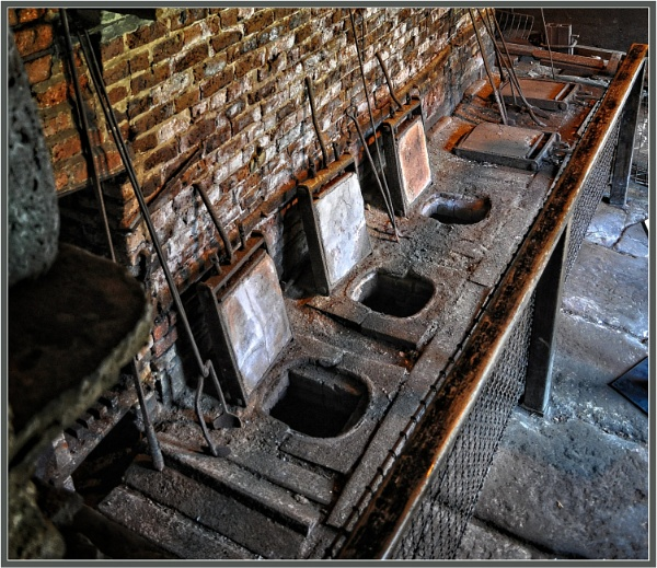 The oldest surviving crucible furnaces in the world (1) by PhilT2