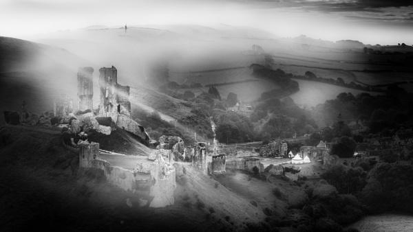Misty Castle by true