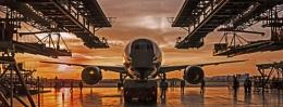 A new dawn on aviation.