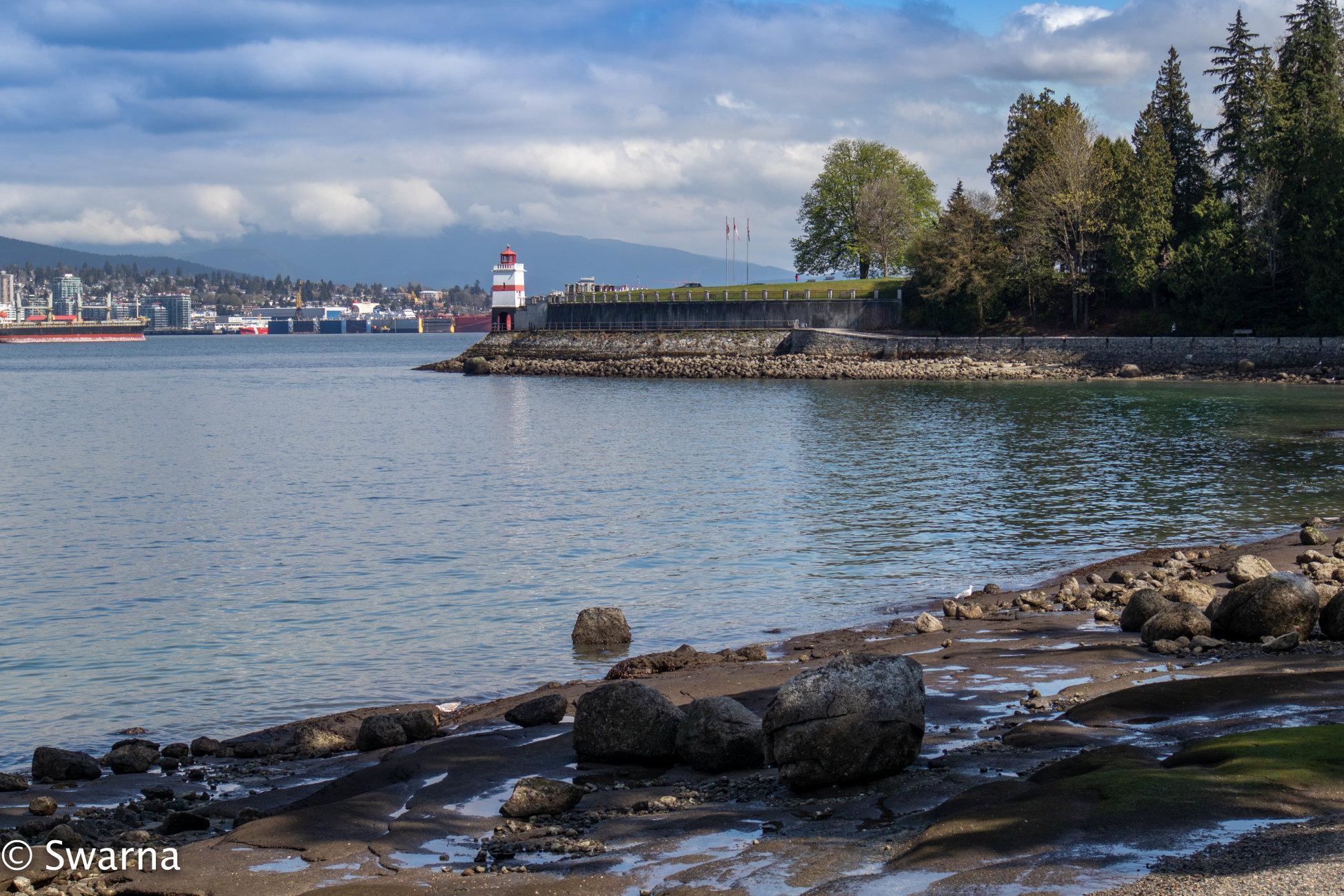 Brockton Point, Stanley Park - Vancouver BC