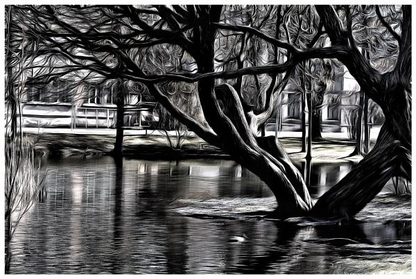 Spring in Riga. by vikma19