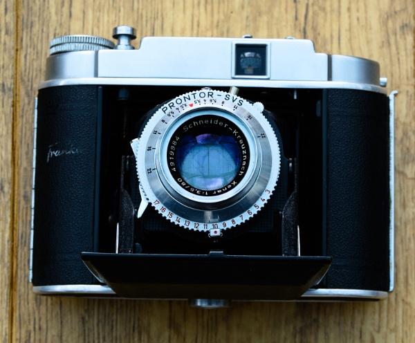 Franka Solida 2 Camera by Nikonuser1