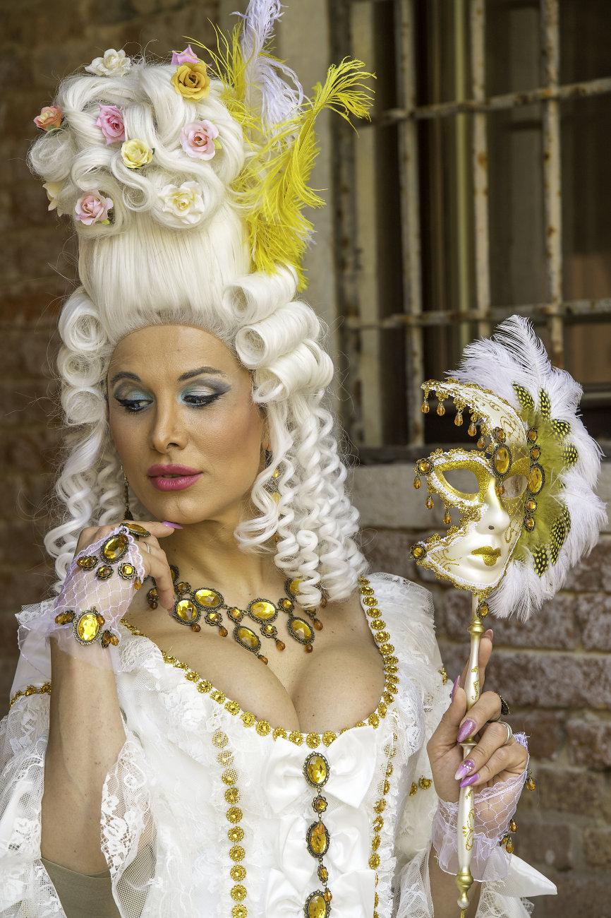 Alessia Bergamo - Venice Carnival 2019