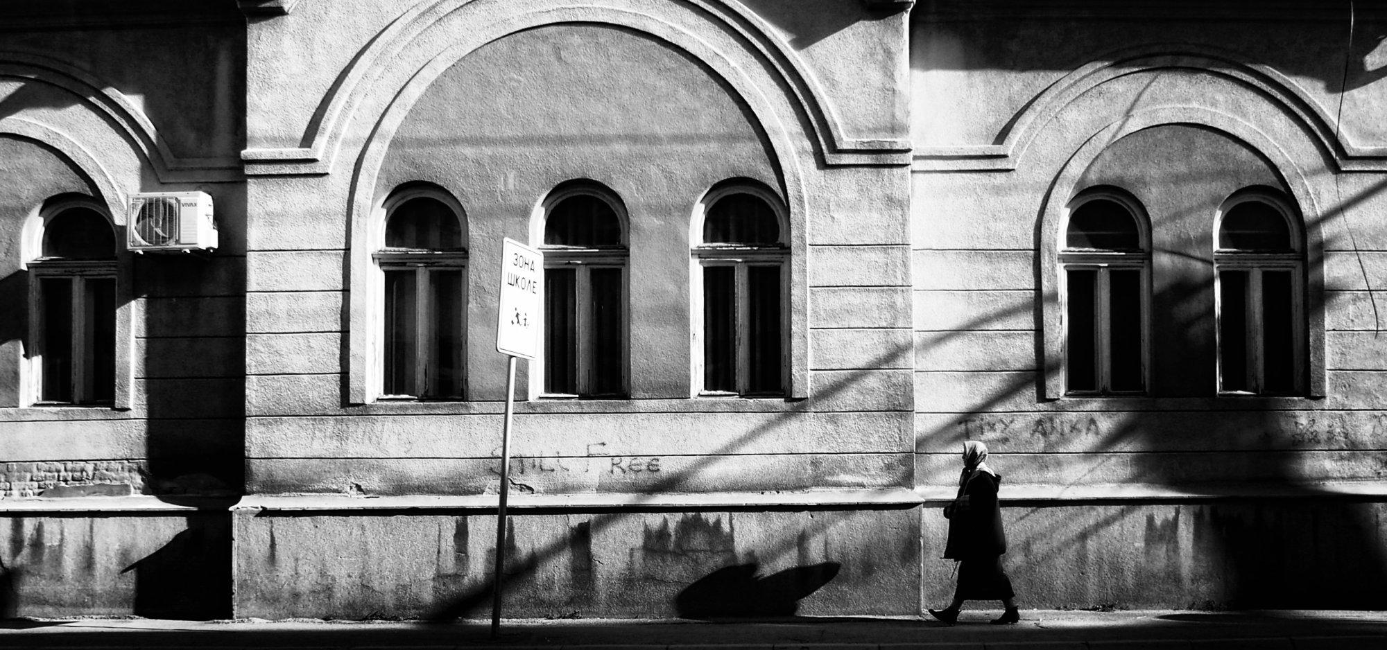 Shadows of Morning LXIII