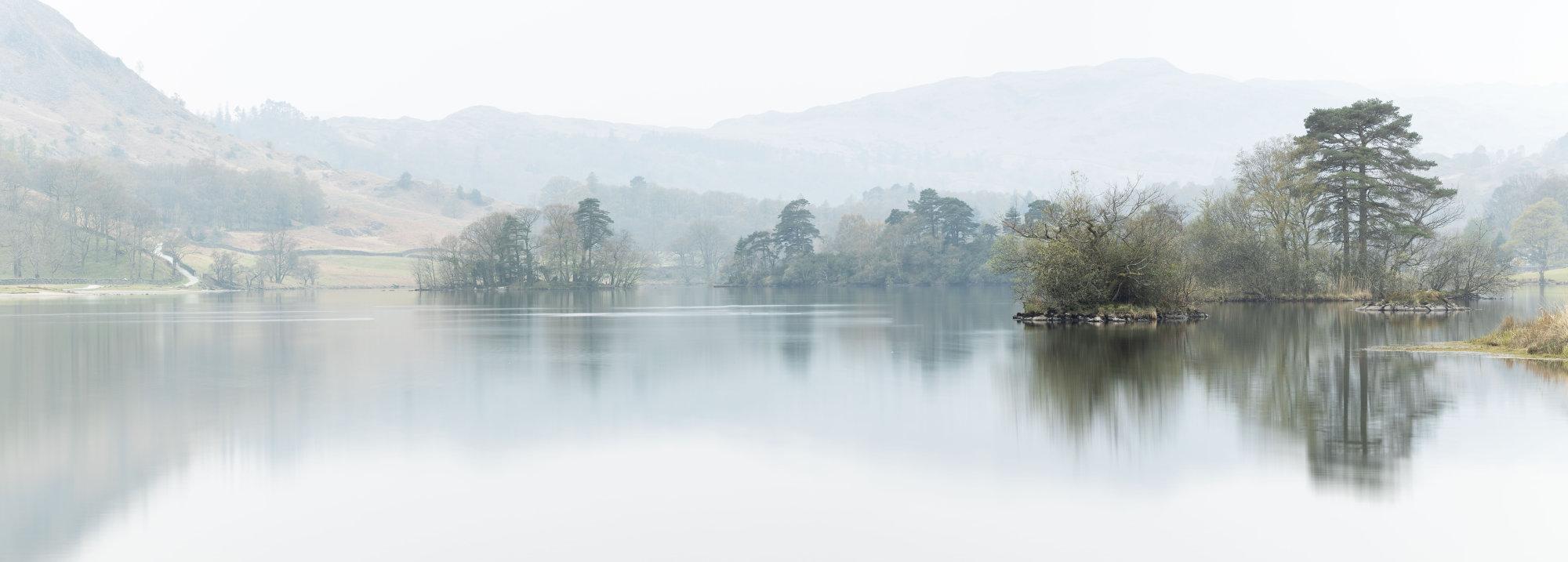 Rydal Water, Lake District.