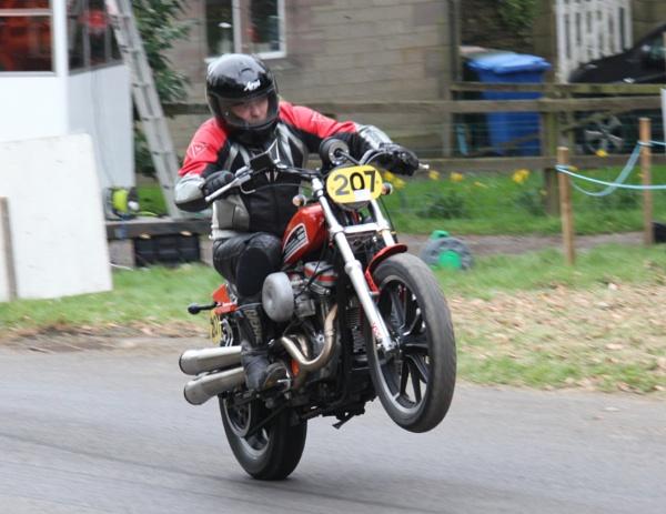 Harley Davidson Sportster 1200cc by alec123