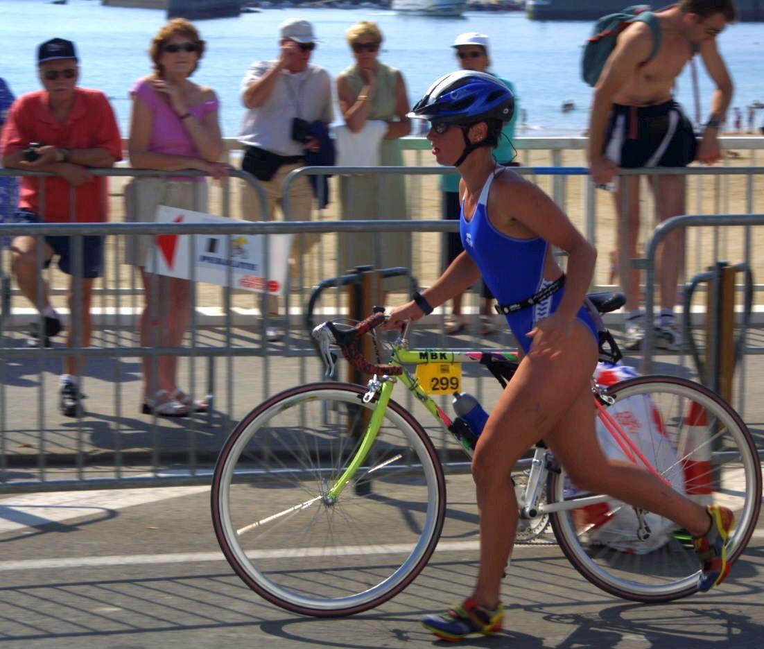 Stage II Triathlon