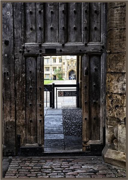 College Entrance by AlfieK