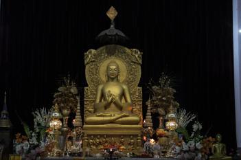 Lord Buddha in Sarnath
