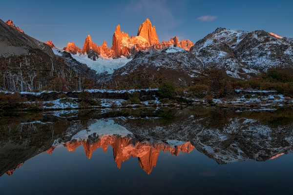 Fitz Roy Patagonia by edrhodes