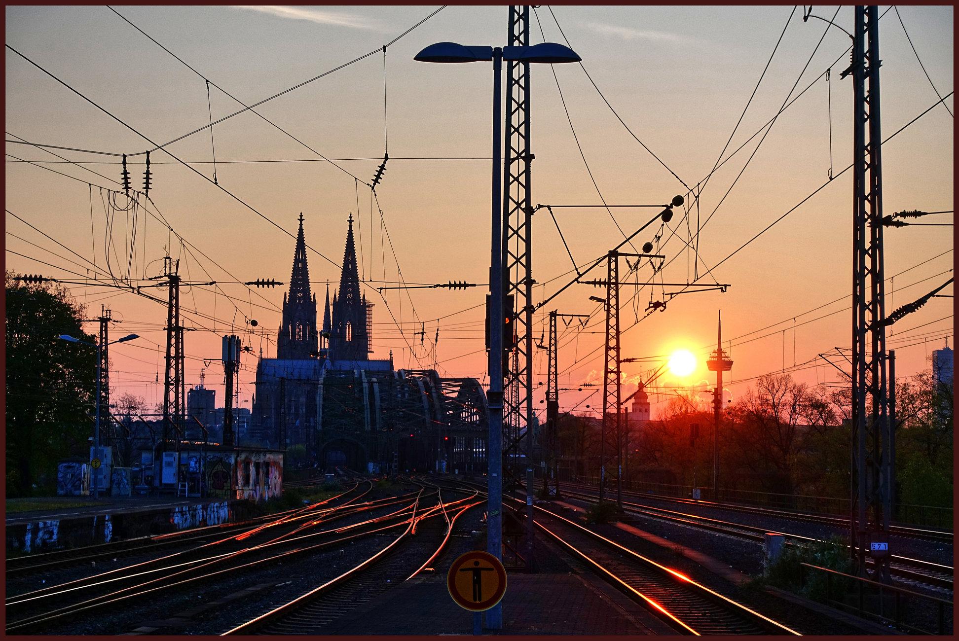Near Cologne Station