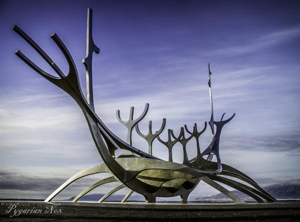 Sólfarið by Pygar