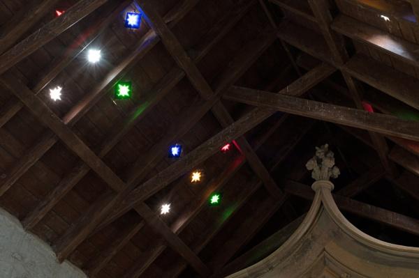 Roof lights by PhotoLinda