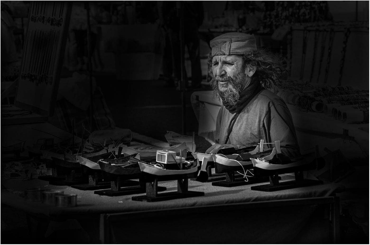 The Boat Maker