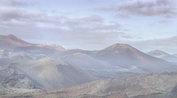 Volcanic  Landscape by MAK2