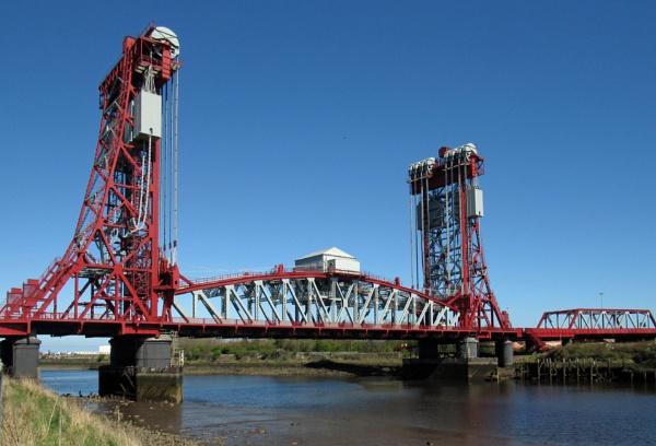 Newport Bridge, four views by oldgreyheron