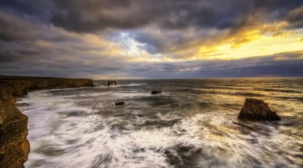 Marsden Sunrise by mickmarra