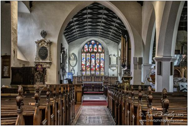 St Peter\'s Church, Carmarthen by TrevBatWCC