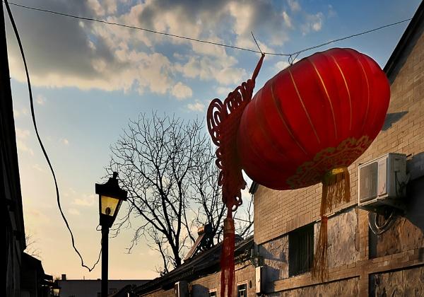 Lantern&lamp by xwang