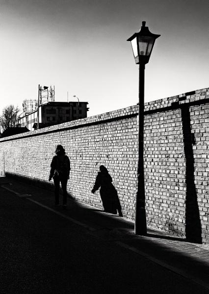 Street scene by xwang