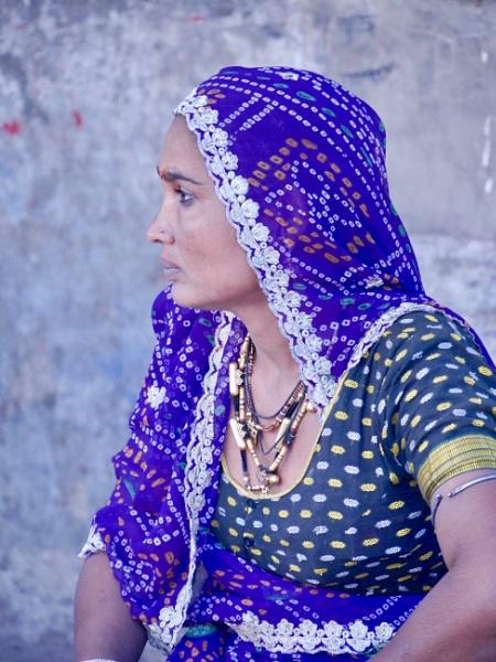Pushkar woman ... by chrisdunham