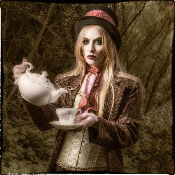 Tea anyone? by Dixxipix