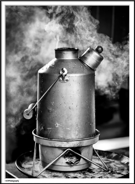 The boiling billycan by ian5986