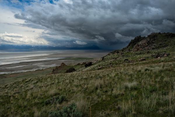 The storm arrives by mlseawell