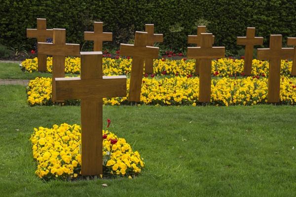 War Memorial Garden by Irishkate