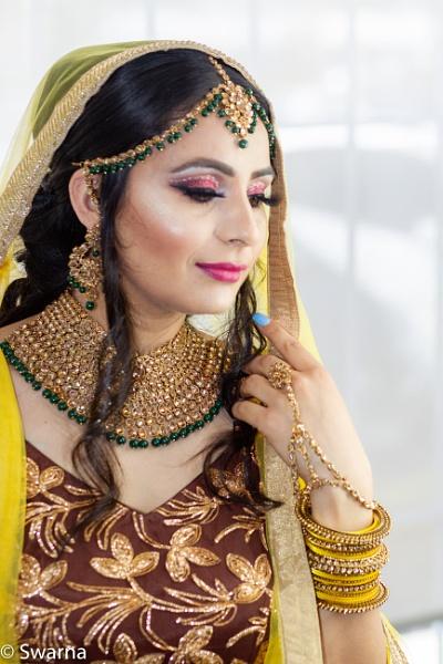 Punjabi Bride ... by Swarnadip