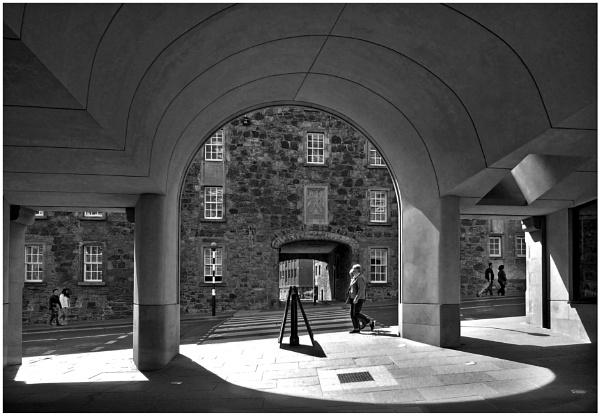 Through the Arches by mac