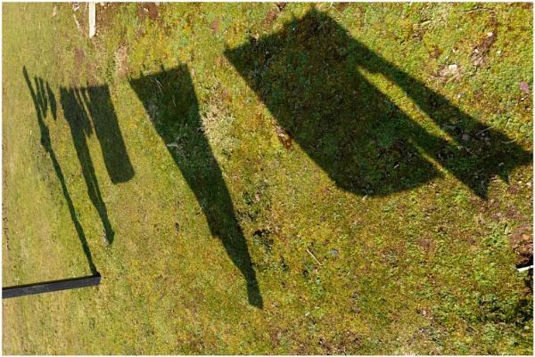 Washing Line Shadows by dark_lord
