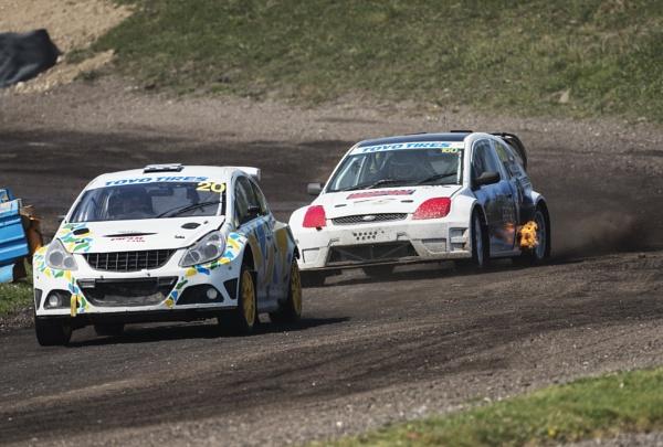British Rallycross Championship by doverpic