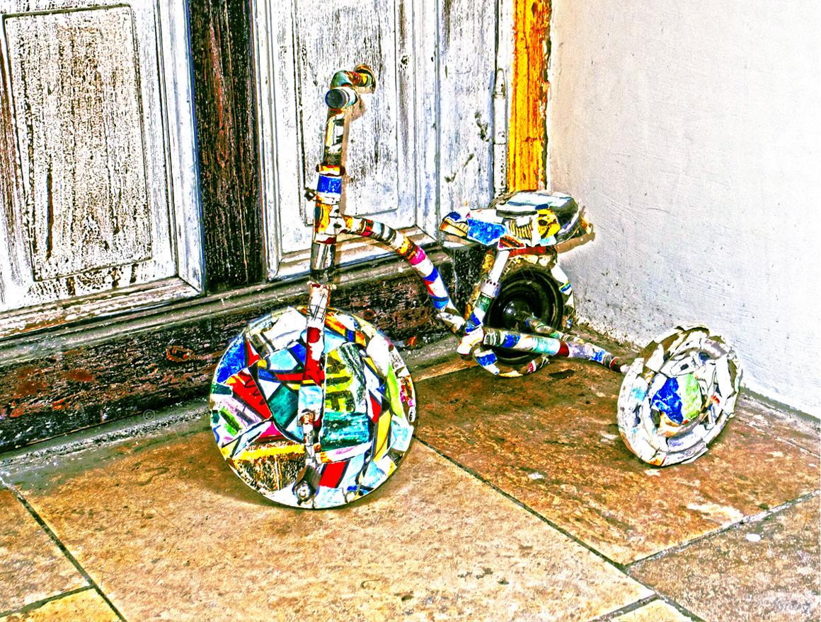 Le Tricycle de Picasso