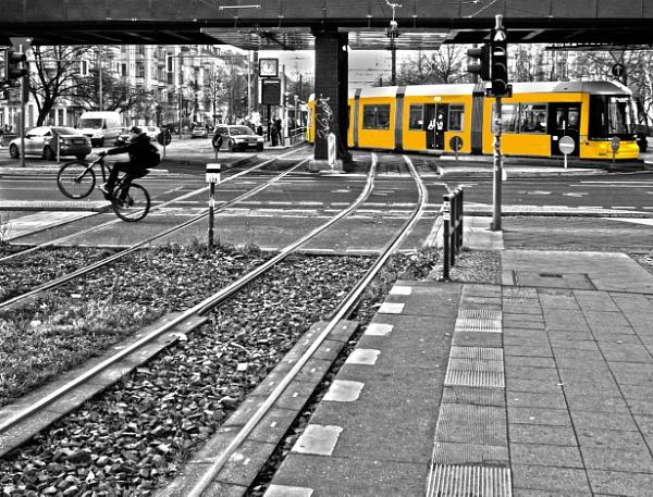 The Wheelie by FotoDen