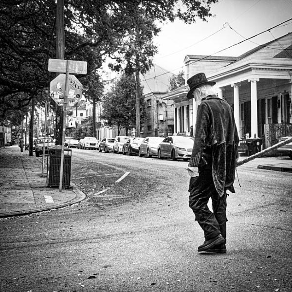 Frenchmen Street by Minty805