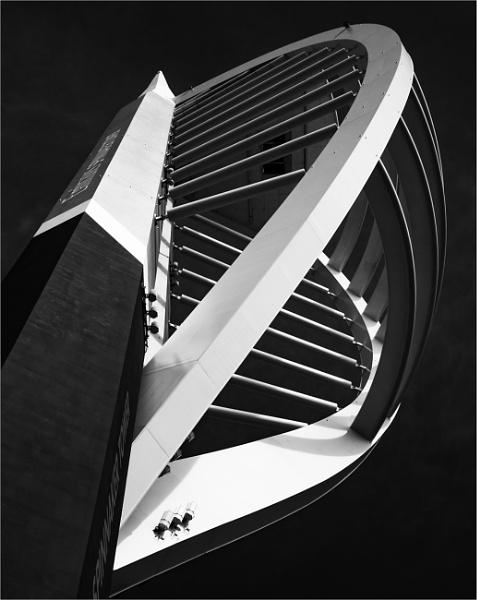 Spinnaker Tower by FyneChris