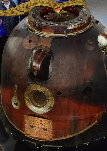 Tim PeakeÂ's Spacecraft by BertM